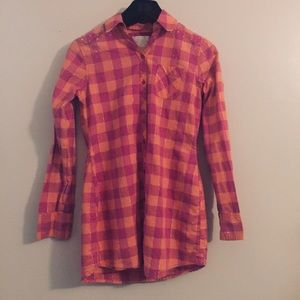3 for $25 Justice button down shirt. Size 16